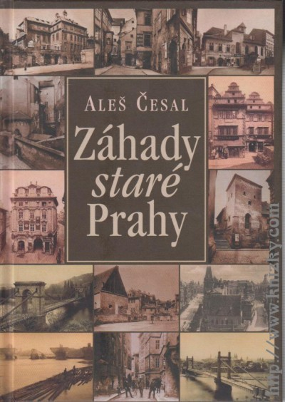 Záhady staré Prahy