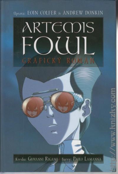 Artemis Fowl. Grafický román